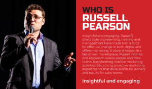Who is Russell Pearson